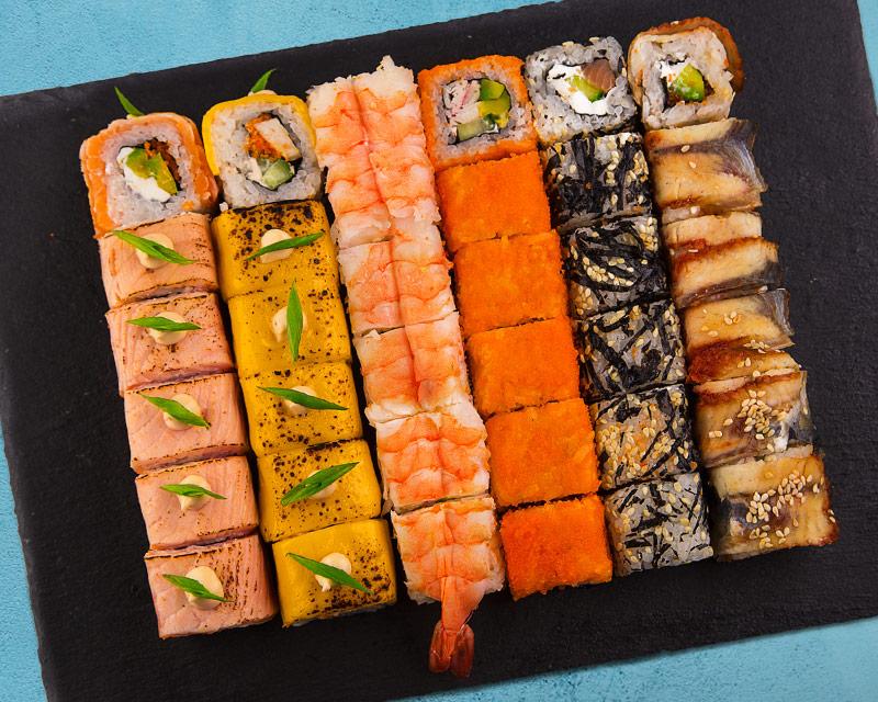 Сет 4 Япония на вкус