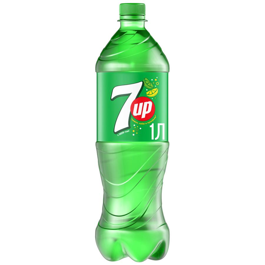 Севен ап 1 л