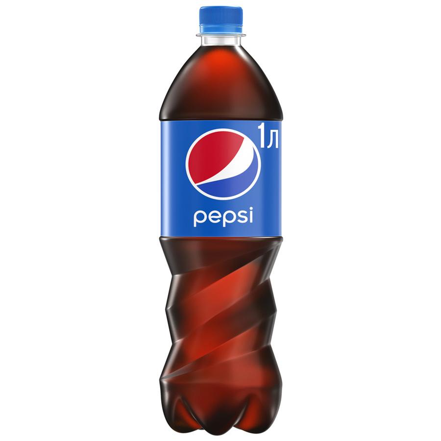 Пепси кола 1 л