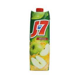 Сок яблочный 0,970 л Дж7